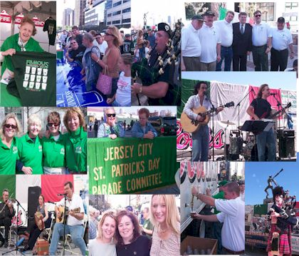Ckick on photo for additional Jersey City Irish Festival Photos